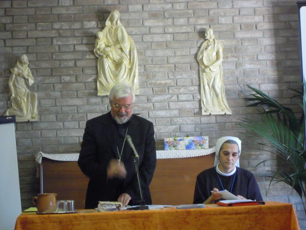 Monsignor Bregantini Vescovo di Campobasso